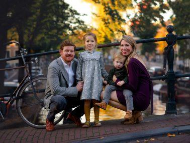 Amsterdam Canal Photoshoot Luciana Blair Photography